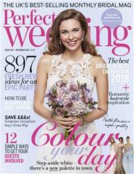 Perfect Wedding issue December 2017