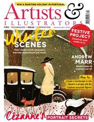 Artists & Illustrators issue dec17
