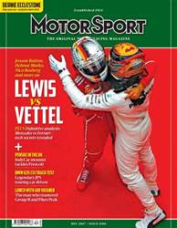 Motor Sport Magazine issue December 2017