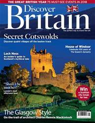 Discover Britain issue December/January 2018