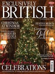 Exclusively British issue Nov/Dec 2017