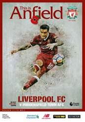 vs Huddersfield Town 17/18 issue vs Huddersfield Town 17/18