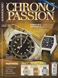 CHRONO PASSION issue Nov/Dic 2017
