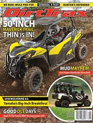 Dirt Trax Magazine issue Volume 19 Number 2