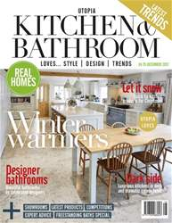 Utopia Kitchen & Bathroom issue December 2017