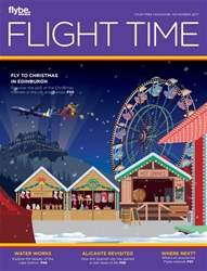 Flybe Magazine Cover