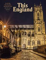 This England issue Winter 2017