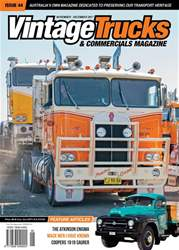 Vintage Trucks & Commercials issue Nov/Dec 2017
