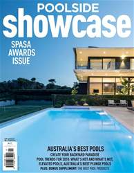 Poolside Showcase issue Issue#27 2017