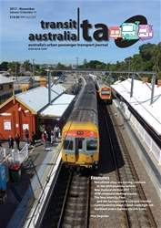Transit Australia issue November 2017