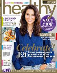 Healthy Magazine issue December/January 2018