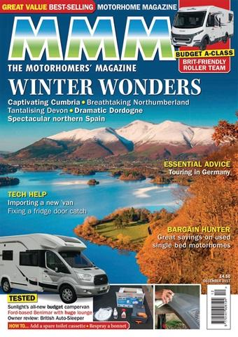 MMM issue Winter Wonders Dec 2017