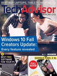 Tech Advisor issue January 2018