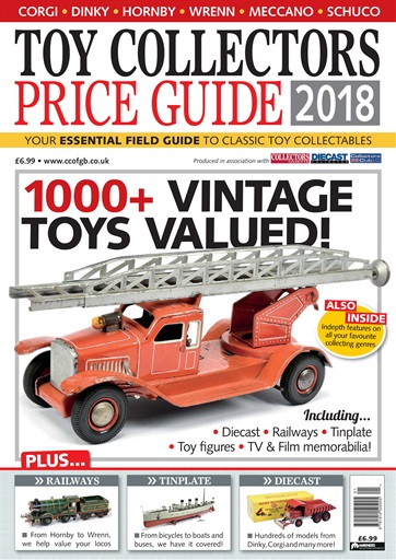 Toy Collectors Price Guide Digital Issue