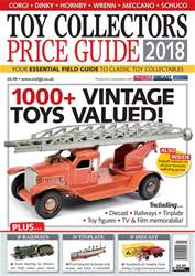 Toy Collectors Price Guide issue 2018