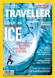 National Geographic Traveller (UK) issue December 2017