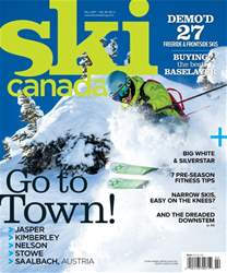 Ski Canada issue Fall 2017