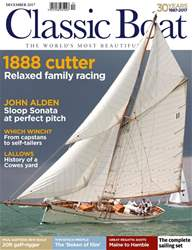 Classic Boat issue dec17