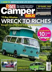 VW Camper issue December 2017