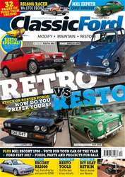 Classic Ford issue December 2017