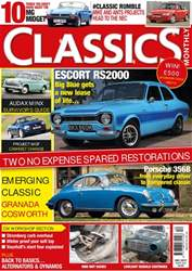 Classics Monthly issue December 2017