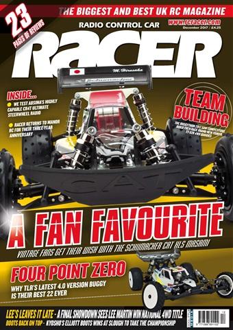 Radio Control Car Racer issue December 2017