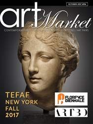 Art Market Magazine issue Issue #36, October 2017