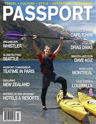 Passport issue December 2017