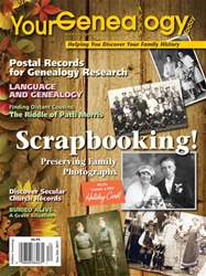 Your Genealogy Today issue Your Genealogy Today