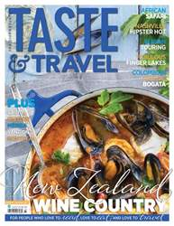 Taste & Travel International issue Fall 2017