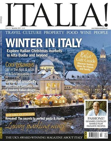 Italia! issue December 2017