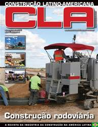 Construction Latin America Portugal Magazine Cover