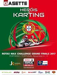 Gasette 2017 - THE OFFICIAL GRAND FINALS RACE JOURNAL issue Gasette 2017 - THE OFFICIAL GRAND FINALS RACE JOURNAL