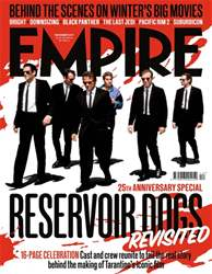 Empire Magazine Cover