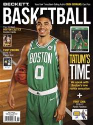 Beckett Basketball issue November 2017