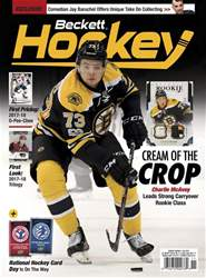 Beckett Hockey issue November 2017