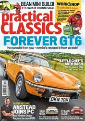 Practical Classics issue December 2017