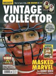 Vintage Collector issue Vintage Collector