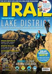 Trail issue December 2017