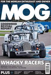 MOG Magazine issue Issue 65 - November 2017