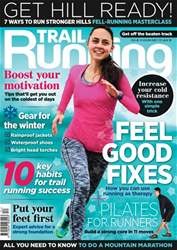 Trail Running issue Dec 2017/Jan 2018