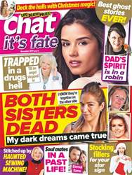 Chat Its Fate issue December 2017