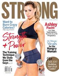 Strong Fitness issue Nov./Dec 2017