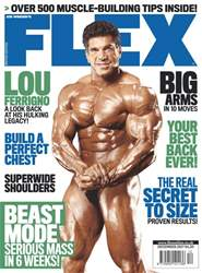 Flex Magazine issue December 2017