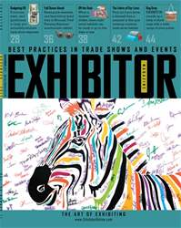 EXHIBITOR Magazine issue EXHIBITOR November 2017