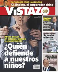 Revista Vistazo issue VISTAZO 1205
