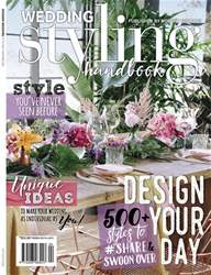 Modern Wedding Styling Handbook - Issue 4 issue Modern Wedding Styling Handbook - Issue 4