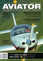 Aviator issue Nov17