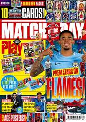 Match of the Day Magazine Cover