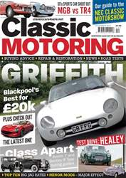 Classic Motoring issue December 2017